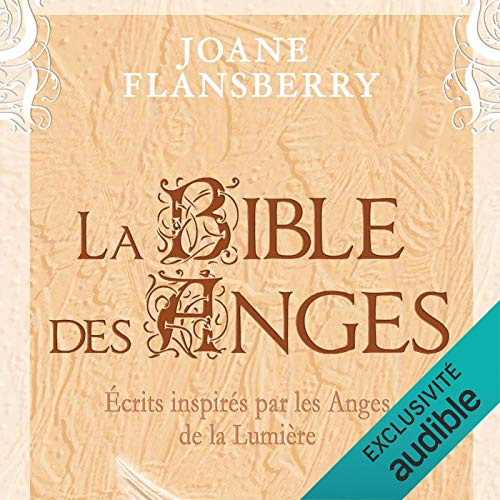 Couverture de La Bible des Anges