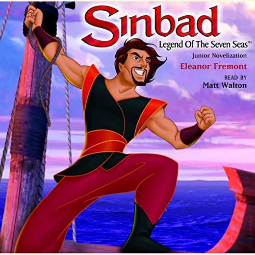 Sinbad: Legend of the Seven Seas cover art