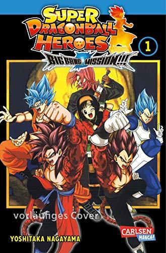 Super Dragon Ball Heroes Big Bang Mission!!! 1: Der brandneue Spin-off zu Super Dragon Ball Heroes Dunkles Dämonenreich und Universe Mission! (1)