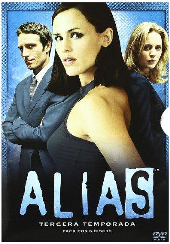 Alias - Temporada 3 [DVD]