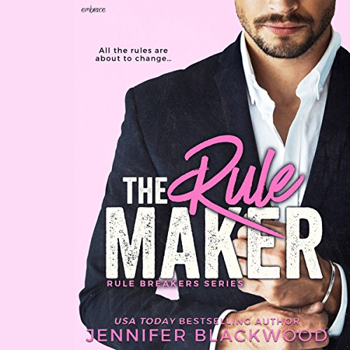 The Rule Maker audiobook cover art