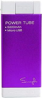 Mipow SPM-04-PU 5200 mAh Simple Power Tube for Samsung, Purple