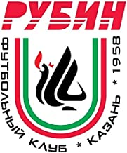 Rubin Kazan FC Russia Soccer Football - Sticker Graphic - Auto Wall Laptop Cell Truck Sticker - Easy Stick Sticker Graphic