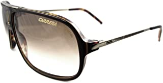 Carrera Cool Brown / Tortoise / Gold Frame/Brown Gradient Lens Metal/Plastic Sunglasses