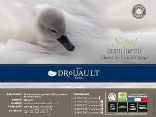 DROUAULT - Couette Népal naturelle 240x220cm