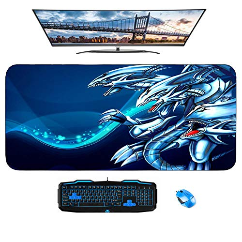 Support Wildlife Raise Boys Mouse Pad Gaming Non-Slip Rubber Mousepad Working Or Game 8.6 X 7inch