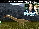 Clip: Dinosaur Simulator Diplodocus part2 - Roblox Animal Game, Gameplay by Hrithik