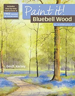 Bluebell Wood in Watercolour (Paint It!)