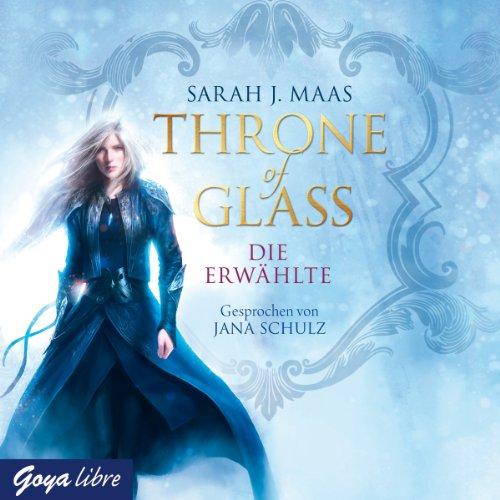 Die Erwählte (Throne of Glass) Titelbild