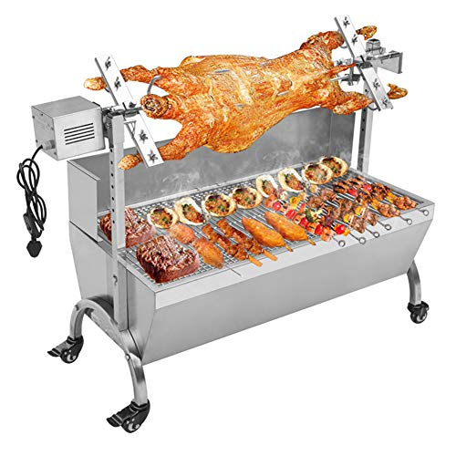 Large Steel Electric Grill