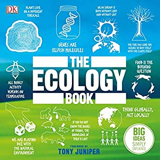 The Ecology Book cover art