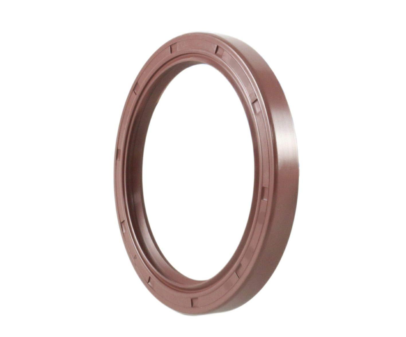 EAI VITON Oil Seal 68mm X 80mm 10mm Rapid rise Very popular! Lip TC 6 w Double St PCS