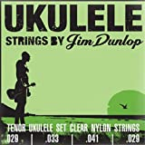 Dunlop DUY303 Tenor Ukulele Strings, 4 Strings/Set
