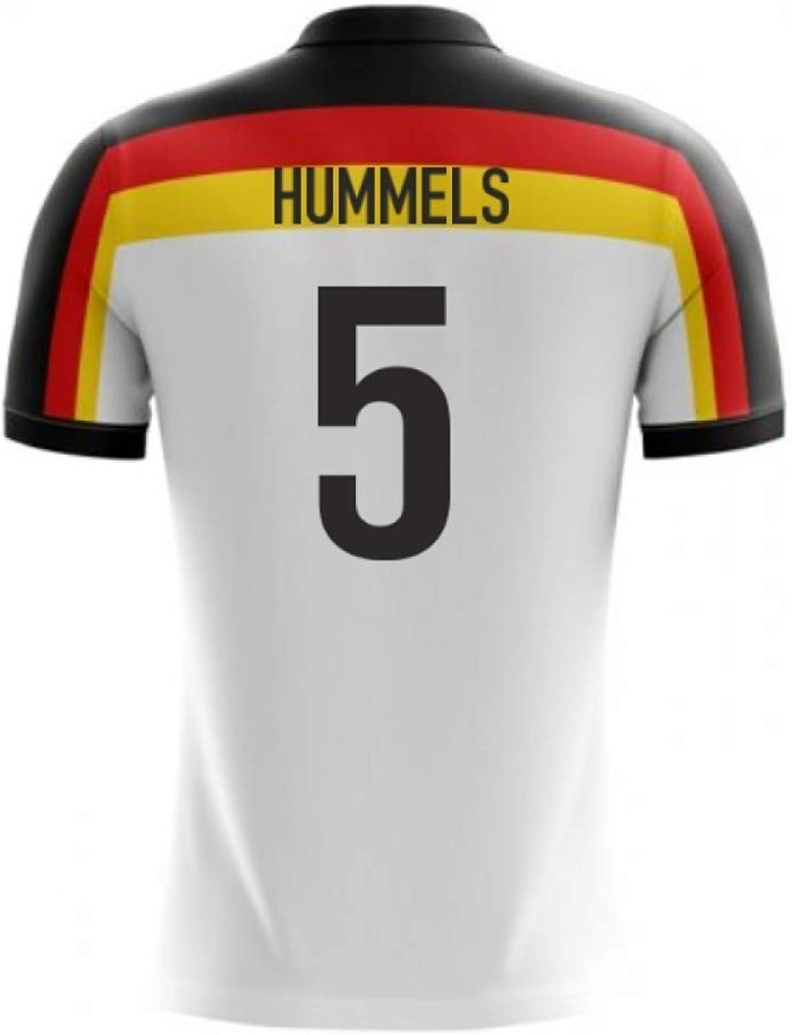 brand new 99371 ab4f8 2018-2019 Germany Home Concept Soccer T-Shirt (Mats Hummels ...