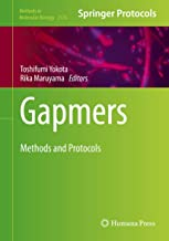 Gapmers: Methods and Protocols (Methods in Molecular Biology (2176))