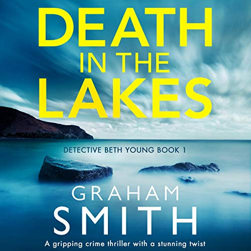 Death in the Lakes audiobook cover art