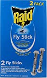 Raid Jumbo Fly Stick (Pack of 2)