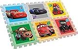 Cars Alfombra Puzle Eva 6 piezas de - Alfombras de juego y gimnasios