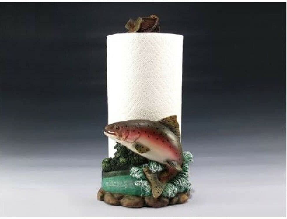 The Decor That online shopping is Max 88% OFF Adored R-t-1-6842 Towel Holder Trout