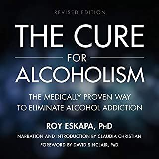 The Cure for Alcoholism cover art