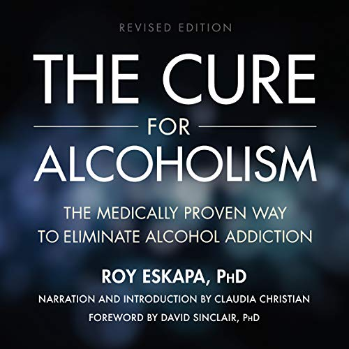 The Cure for Alcoholism audiobook cover art