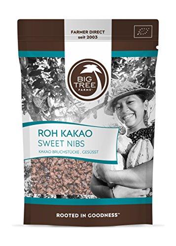 Big Tree Farms Raw Cacao Powder, 16 Ounce