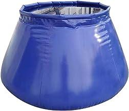 XBSXP Sac de Stockage d'eau Portable de Grande capacité, Sac d'eau Douce agricole résistant à la sécheresse Sac de Stockag...