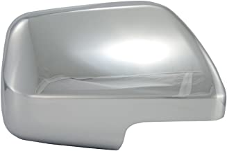 Bully MC67417 Chrome Mirror Cover - Pack of 2