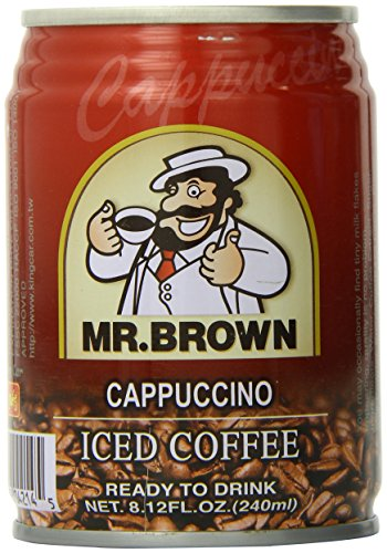 Mr. Brown Cappuccino, 24er Pack (24 x 250 ml)