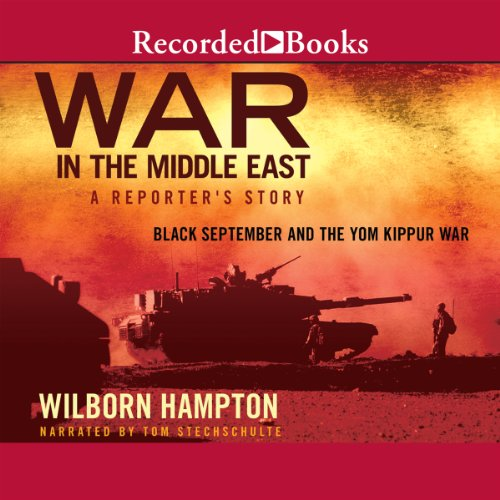 War in the Middle East cover art