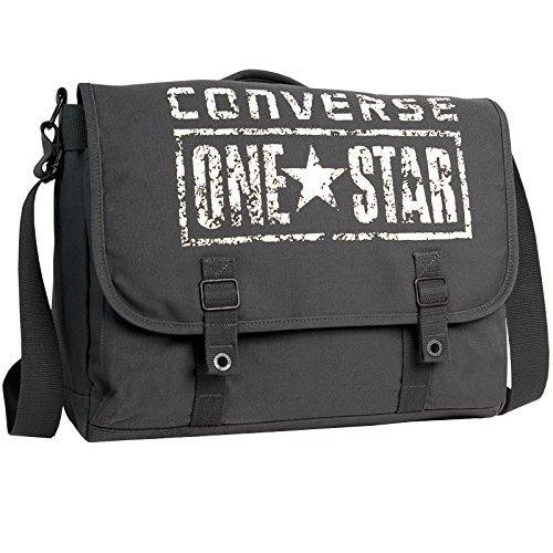 Converse Umhängetasche ONE Star Schultertasche Charcoal Grau