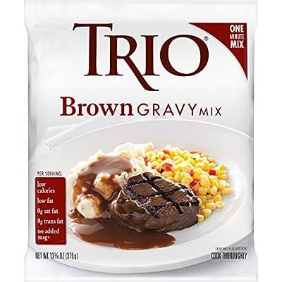 Trio Chicken Gravy Mix, Holiday Roasts