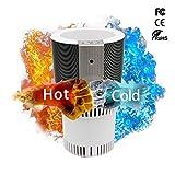 BENEWEAR Car Cup Beverage Cooler Warmer Smart Water Mug Heating Refrigeration for Travel/Drive/Road Tripper/Recreation (BWC09)