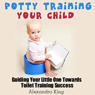 Potty Training Your Child audiobook cover art
