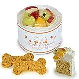 魔法洋菓子店ソルシエ 犬用 デコレーションケーキ 3号 小型犬 ~ 中型犬 向け 【 通常版 】
