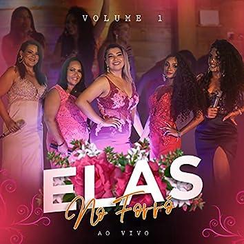 Elas no Forró, Vol. 1 (Ao Vivo)