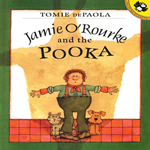 Jamie O'Rourke and the Pooka cover art