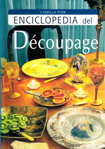 Enciclopedia del decoupage