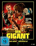 Der Gigant - An Eye for an Eye - Mediabook Cover A  (+ DVD) [Blu-ray]