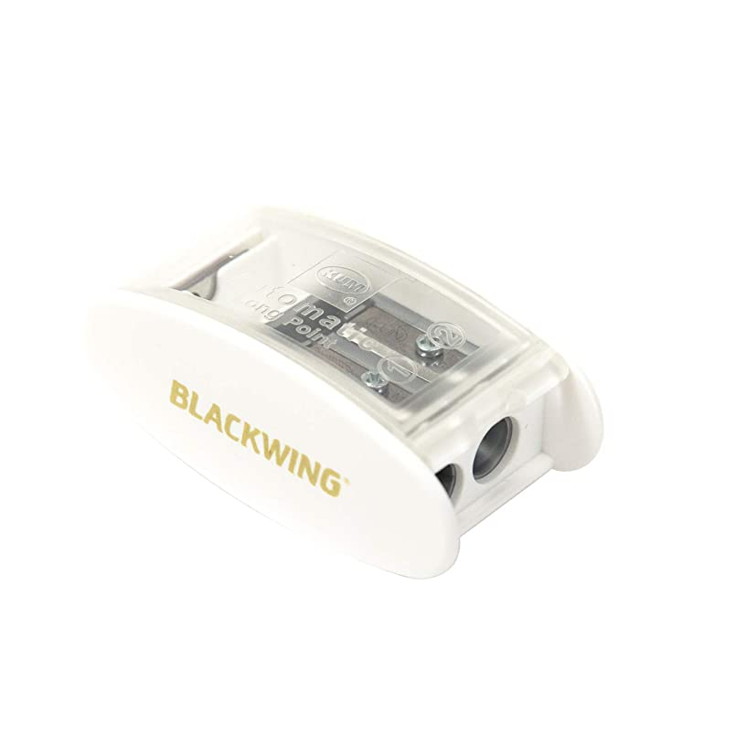 Blackwing White Long Point Sharpener
