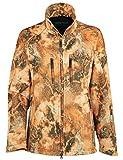 X Caza Perro de Caza Chaqueta Cortavientos Bethel 2Flash Naranja Chaqueta multifunción–Chaqueta de caza para hombre, talla 52