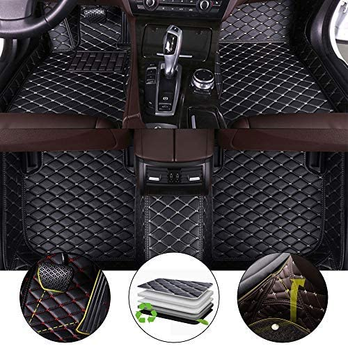 All Weather 67% OFF of fixed price Floor Mat for Cheap mail order shopping Full Protectio Dodge 2014-2016 Charger
