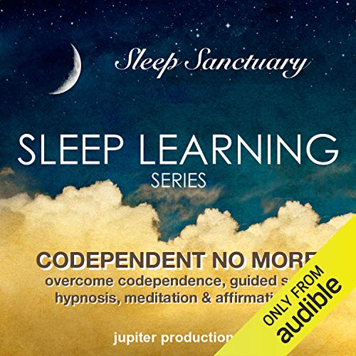 Codependent No More, Overcome Codependence Audiobook By Jupiter Productions cover art