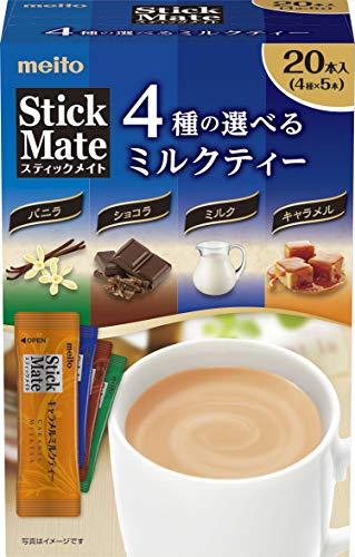 名糖 スティックメイトMアソート20P×2箱