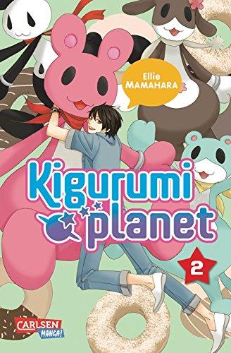 Kigurumi Planet, Band 2 von Ellie Mamahara (24. Juni 2014) Taschenbuch