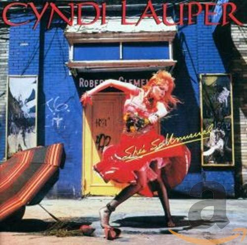 Cyndi Lauper【Girls Just Want To Have Fun】歌詞和訳&意味解説の画像