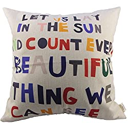 Throw Pillow - Mother's Day Gift Ideas 2015