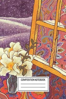 """Notebook: Whisper , Journal for Writing, Size 6"""" x 9"""", 164 Pages"""