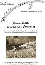 Alle meine Ängste verwandeln sich in Zuversicht: Ein Liederbuch und Lesebuch mit Morgenliedern und Abendliedern in deutsch...