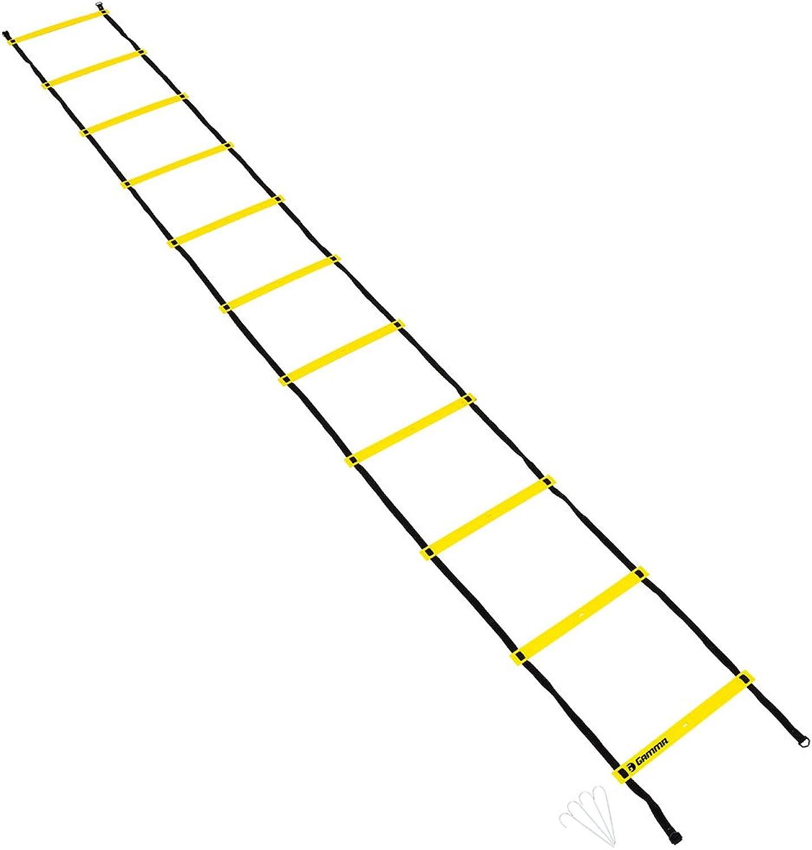 Gamma AGSL Sports Speed Ladder, 15' x 19